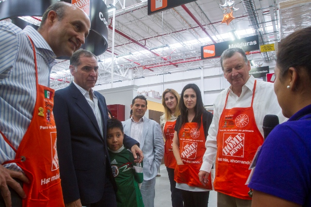 GCM-INAUGURACION THE HOME DEPOT 14
